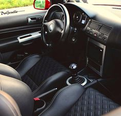 Mk4 R32 interior