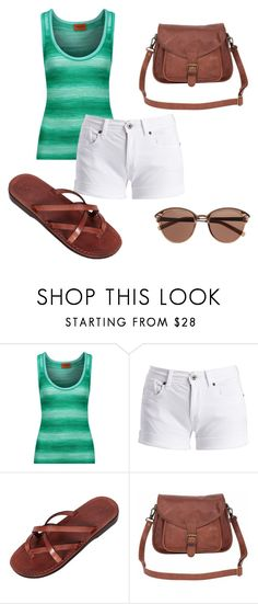 """Untitled #24"" by old-fashioned-girl ❤ liked on Polyvore featuring Missoni, Barbour International, Mahi and Witchery"