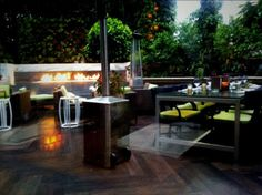 Culina Restaurant at the Four Seasons in Beverly Hills