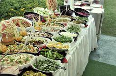 Caterin buffet