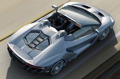 ランボルギーニ チェンテナリオ ロードスター|Lamborghini Centenario Roadster