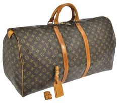 Louis Vuitton Luggage Travel Monogram Travel Bag