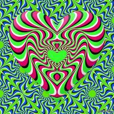Optische illusies / Optical illusions - Collecties - Google+