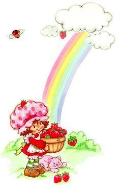 Strawberry Shortcake Shrine...tons of images & links for original
