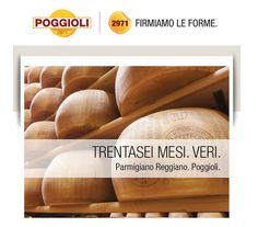 Cura e attenzione. Ogni giorno. Le nostre forme di Parmigiano Reggiano 36 mesi VERI!  Care and attention. Every day. Our forms of Parmigiano-Reggiano 36 months REAL! #CaseificioPoggioli #36mesiveri #parmigianoreggianoDOP #altaqualità #highquality
