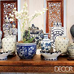 O charme das cerâmicas em diversos formatos