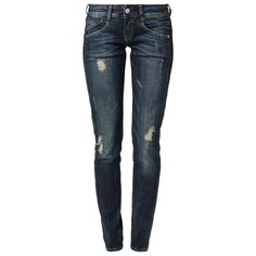 See this and similar straight leg jeans - Large selection of women's slim fit jeans on sale on ZALANDO.CO.UK | Free shipping & returns | Shoe & Fashion Sale on...