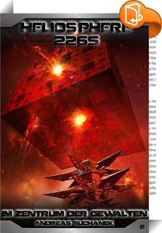"""Heliosphere 2265 - Band 5: Im Zentrum der Gewalten (Science Fiction)    ::  Der Verräter wurde enttarnt, doch was war seine eigentliche Aufgabe, was steckte hinter der Infiltration der HYPERION? Als die Raumstation am Rand des Stillen Sektors einen Anstieg von Fraktal-Energie entdeckt, wird die Space Navy aktiv. Doch was erwartet die ausgesandte Crew im Zentrum der Gewalten?  Dies ist der fünfte Roman aus der Serie """"Heliosphere 2265""""  Am 01. November 2265 übernimmt Captain Jayden Cross..."""