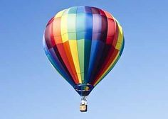 Invention of the Hot Air Balloon