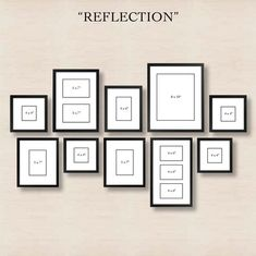 Architecture How To Create A Gallery Wall Pottery Barn For Picture Arrangements On Walls Ideas Plan 14 Organisation Des Photos, Organization, Photowall Ideas, Images Murales, Gallery Wall Layout, Gallery Walls, Photo Wall Layout, Art Gallery, Photo Gallery Hallway