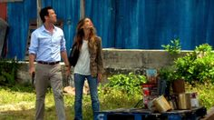 I pray Season 7 finds peace, hope, harmony, and a new beginning for Michael and Fi.  (March 17, 2013) Pictured: Michael Westen (Jeffrey Donovan) and Fiona Glenanne (Gabrielle Anwar)