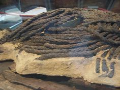 Rope found in Herculaneum