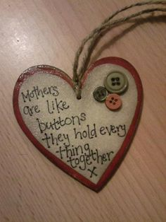 Great craft idea for Mother's Day!