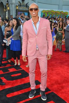 """Jamal Sims Photos Photos: Premiere Of Summit Entertainment's """"Step Up Revolution"""" - Red Carpet Jamal Sims, Beat Drop, Step Up Revolution, Beau Mirchoff, Chad Michael Murray, In Hollywood, Hollywood California, Hip Hop Dance, Rupaul"""