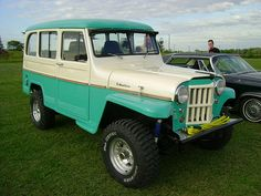 1958 Jeep Wagon