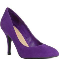 Purple Shoes for Women | justfab macey purple women shoes justfab macey purple women shoes the ...