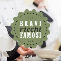 Il mestiere di chef richiede, oltre ad una consistente dose di creatività, molto impegno e fatica, una lunga gavetta e tanta esperienza sul campo. Non sempre tutta questa preparazione basta a garantire... http://www.rysto.com/blog/?p=431