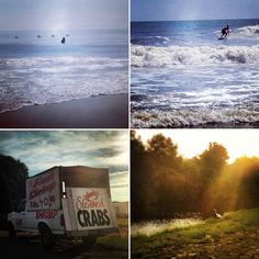 Scenes from the beach. Corolla, NC. By Calm Cradle Photo & Design