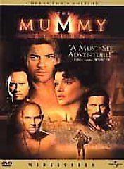 Brendan Fraser Rachel Weisz in The Mummy Returns Collector's Edition DVD 2001