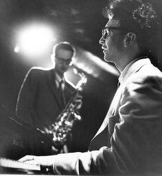 ❁pinterℓee - Dave Brubeck & Paul Desmond