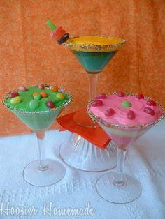 Cocktail cupcakes! aimee1080