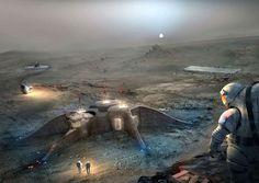 8 Printable Martian Habitat Designs That We Want To Live In | Popular Science