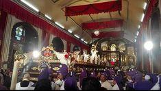 Hace 1 año entre estas horas estábamos dentro de la Parroquia de @cristoreycande para conmemorar 100 de consagración de Jesús Nazareno. Qué recuerdas de ese día?  #recuerdosdelcucurucho #cucuruchoenguatemala #yonoteolvidoCentenariofotografia holly week semana santa guatemala cuaresma procesiones adorno incienso corozo tradiciones