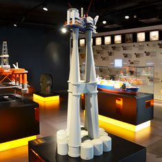 Aker Solutions | Engineerium | Interaktivt utstillingssenter | Innholdstekster