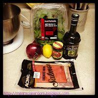 Salmon Carpaccio Recipe