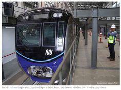 In Jakarta kann man jetzt Bahnhöfe ersteigern Jakarta, Indonesia, Train