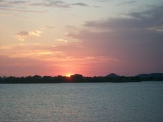 Taken right at sunset on June 6th in San Angelo,TX at Lake Nasworthy. Our distinctive geographic feature in the background, the Twin Buttes.