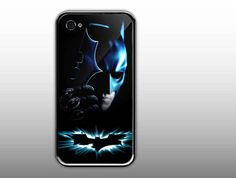 iPhone 4/4s Case  The Dark Knight Black Mask  by NewCaseDesign, $15.50
