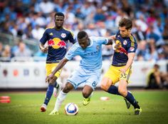 Red Bulls Go For Derby Sweep Of NYCFC At Home - VAVEL.com