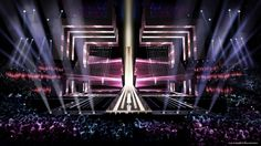 Image result for SVT Eurovision set design 2016