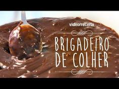 #42 BRIGADEIRO de COLHER - Chef em Casa - YouTube