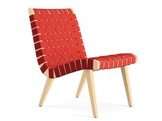 Knoll Risom Lounge Chair by Jens Risom - Chaplins