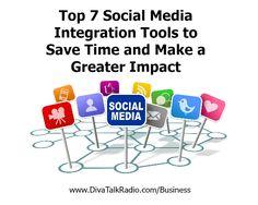 Top 7 Social Media I