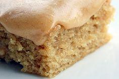 peanutbutter sheet cake