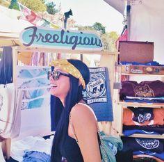 EarthFair vendor - Freeligious Clothing Co.