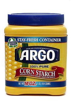 Corn Starch vs. Corn Meal-IN A NUTSHELL: Corn starch thickens sauces; corn meal makes tortillas and cornbread.  Can I substitute one for the other? No. Corn starch is a thickener, and cornmeal is used as the base for baked goods.   Mistakes You're Making At The Grocery Store