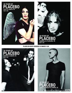 20 Years Of Placebo World Tour 2016 / 2017