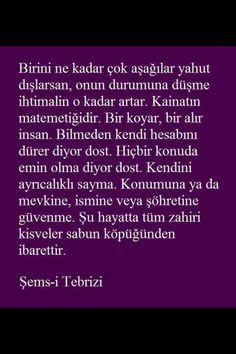 ŞEMS-İ TEBRİZİ