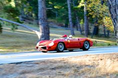 1962 Ferrari 196 SP Dino Fantuzzi Spider