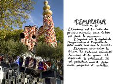 Interactive Map - The Tarot Garden (il Giardino dei Tarocchi)