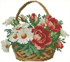 APEX ART is a place for share the some of arts and crafts such as cross stitch , embroidery,diamond painting , designs and patterns of them and a lot of othe. Simple Embroidery, Vintage Embroidery, Cross Stitch Embroidery, Embroidery Patterns, Cross Stitch Patterns, Knitting Patterns, Cross Stitch Rose, Cross Stitch Flowers, Creative Class