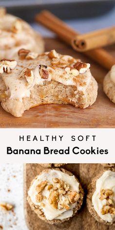 Healthy Sweets, Healthy Dessert Recipes, Healthy Baking, Vegan Desserts, Keto Recipes, Healthy Food, Chili Recipes, Healthy Desserts With Bananas, Healthy Pumpkin Desserts