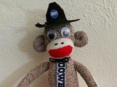 Dallas Cowboy Sock monkey by mimistuffnsuch on Etsy