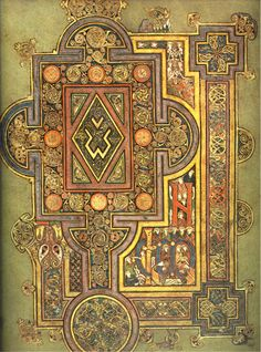 E Book Of Kells ... about My museum on Pinterest | Book of kells, Tutankhamun and Radios