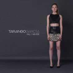 Fall Winter 2014 Fashion Ad Tarango Garcia
