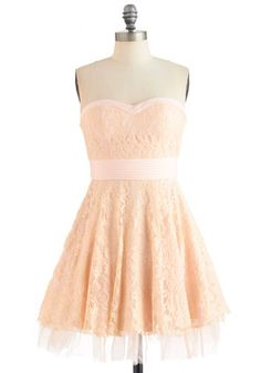 ModCloth Perfect in Petals Dress. Regular price $90, clearance price $27.